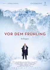 """Filmplakat zu """"Vor dem Frühling""""   Bild: Neue Visionen"""