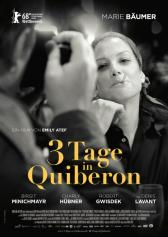 "Plakat zu ""3 Tage in Quibéron"" | Bild: Fox"