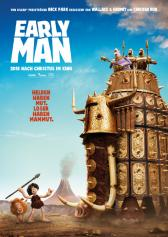 "Filmplakat zu ""Early Man"" 