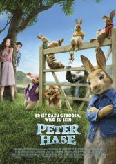 "Filmplakat zu ""Peter Hase"" | Bild: Sony"