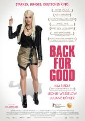 "Filmplakat zu ""Back for Good"" 
