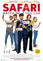 "Filmplakat zu ""Safari - Match Me If You Can"" 