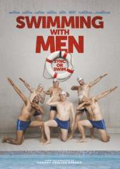 "Filmplakat zu ""Swimming with Men"" 