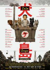 "Filmplakat zu ""Isle of Dogs - Ataris Reise"" 
