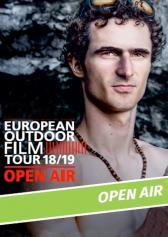 "Filmplakat zu ""European Outdoor Film Tour 2019"" | Bild: EOFT"