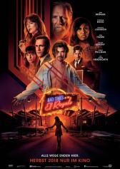 "Filmplakat zu ""Bad Times at the El Royale""   Bild: Fox"