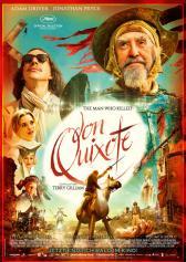 "Filmplakat zu ""The Man Who Killed Don Quixote"" | Bild: Concorde"