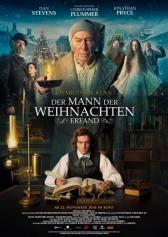 """Filmplakat zu """"Charles Dickens: Der Mann, der Weihnachten erfand""""   Bild: 24Bilder"""