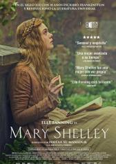 "Filmplakat zu ""Mary Shelley"" 
