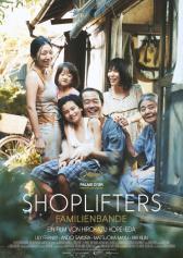 "Filmplakat zu ""Shoplifters - Familienbande"" | Bild: Central"