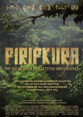 """Filmplakat zu """"Piripkura""""   Bild: Mindjazz"""