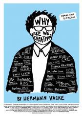 "Plakat zu ""Why Are We Creative?"" | Bild: Rise and Shine"