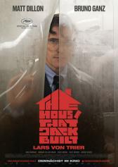 "Filmplakat zu ""The House That Jack Built""   Bild: Concorde"