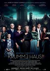 """Filmplakat zu """"Das krumme Haus""""   Bild: Fox"""