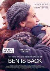 "Filmplakat zu ""Ben is Back"" 