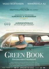 "Plakat zu ""Green Book"" 