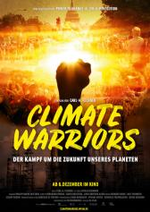 "Filmplakat zu ""Climate Warriors"" 