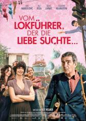 """Filmplakat zu """"Vom Lokführer, der die Liebe suchte... """"   Bild: Neue Visionen"""