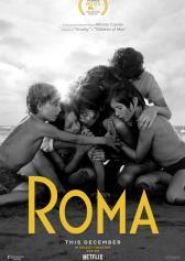"Filmplakat zu ""Roma"" | Bild: Netflix"