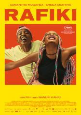 "Filmplakat zu ""Rafiki"" | Bild: Salzgeber"