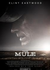 "Filmplakat zu ""The Mule"" 