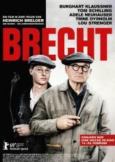 "Filmplakat zu ""Brecht"" | Bild: Filmwelt"