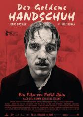 """Filmplakat zu """"Der goldene Handschuh""""   Bild: Warner"""