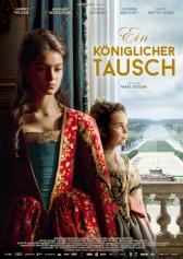 """Filmplakat zu """"Ein königlicher Tausch""""   Bild: Filmagentinnen"""