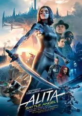 "Filmplakat zu ""Alita: Battle Angel"" | Bild: Fox"