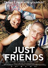 "Filmplakat zu ""Just Friends"" | Bild: Salzgeber"