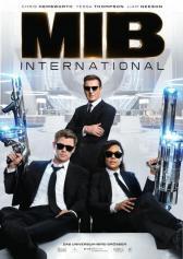"Plakat zu ""Men in Black: International"" | Bild: Sony"
