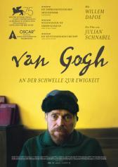 "Filmplakat zu ""Van Gogh"" | Bild: DCM"