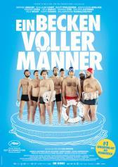 "Filmplakat zu ""Ein Becken voller Männer""   Bild: StudioCanal"