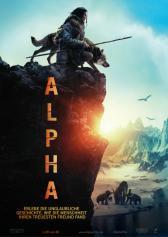 "Filmplakat zu ""Alpha""   Bild: Sony"