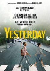 "Plakat zu ""Yesterday"" | Bild: Universal"