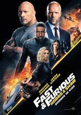 "Plakat zu ""Fast & Furious: Hobbs & Shaw"" | Bild: Universal"
