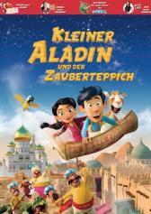 """Filmplakat zu """"Kleiner Aladin und der Zauberteppich""""   Bild: 24Bilder"""