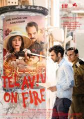 "Filmplakat zu ""Tel Aviv on Fire""   Bild: Filmagentinnen"