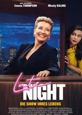 "Filmplakat zu ""Late Night"" | Bild: Fox"