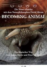 "Filmplakat zu ""Becoming Animal""   Bild: Barnsteiner"