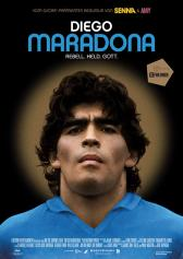 "Filmplakat zu ""Diego Maradona"" | Bild: DCM"