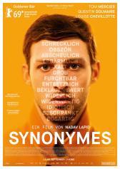 "Filmplakat zu ""Synonymes"" | Bild: Grandfilm"