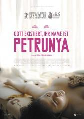"Filmplakat zu ""Gott existiert, ihr Name ist Petrunya"" | Bild: JIP"