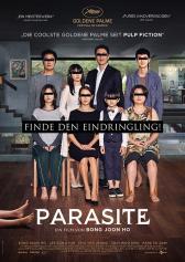"Filmplakat zu ""Parasite"" | Bild: Central"