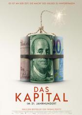 "Filmplakat zu ""Das Kapital im 21. Jahrhundert"" | Bild: StudioCanal"