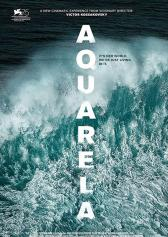 "Filmplakat zu ""Aquarela"" | Bild: Neue Vsionen"