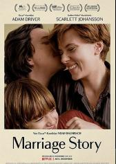 "Filmplakat zu ""Marriage Story"" | Bild: Filmwelt"