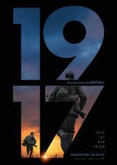 "Filmplakat zu ""1917"" | Bild: UPI"
