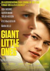 "Filmplakat zu ""Giant Little Ones"" | Bild: Salzgeber"