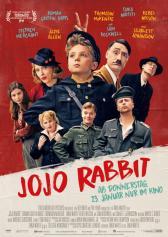 "Filmplakat zu ""Jojo Rabbit"" | Bild: Disney"